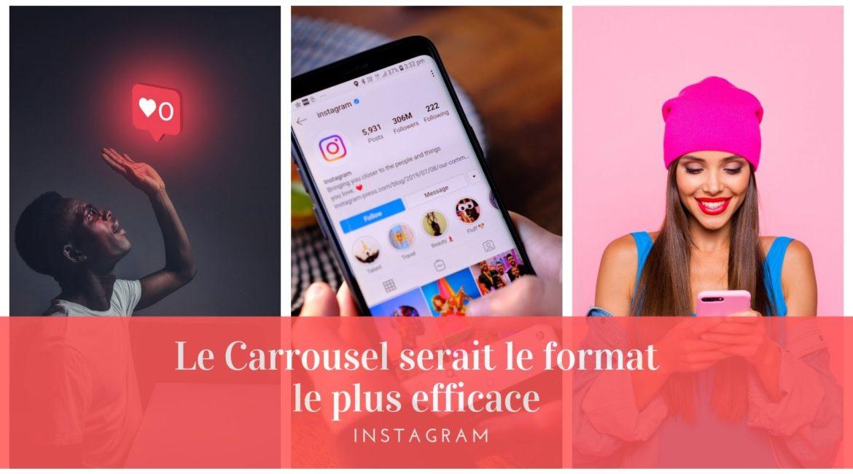 Instagram carrousel
