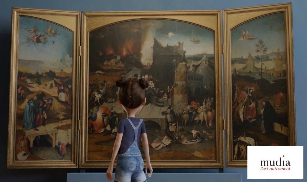 Mudia, l'art autrement