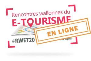 Rencontres Wallonnes du ETourisme 2020
