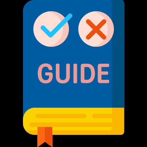 icône d'illustration guide